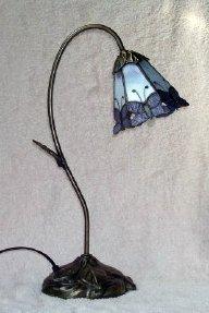 Gooseneck Butterfly lamp.