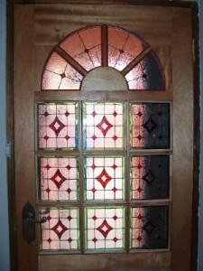 Shonas' door